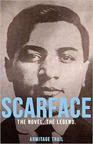 Armitage Trail Scarface Boek uit 1930