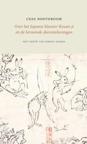 Cees Nooteboom Over het Japanse klooster Kozan-ji en de beroemde dierentekeningen Recensie