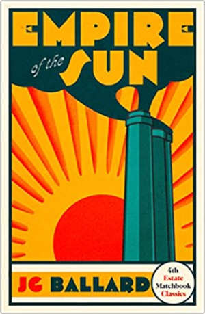 J.G. Ballard Empire of the Sun Oorlogsroman uit 1984