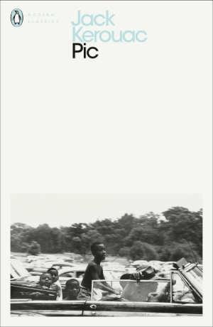 Jack Kerouac Pic Roman uit 1971