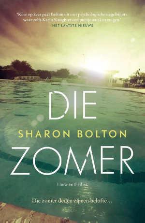 Sharon Bolton Die zomer Recensie