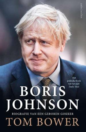 Tom Bower Boris Johnson biografie Recensie