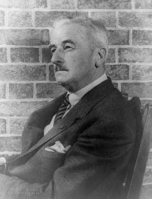 William Faulkner romans en informatie