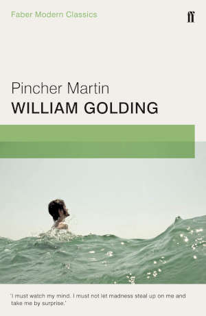 William Golding Pincher Martin Engelse roman uit 1956