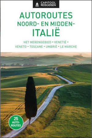 Capitool Reisgids Autoroutes Noord- en Midden-Italië Recensie