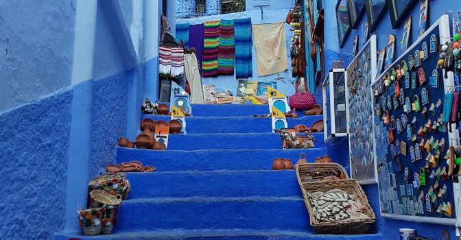 Marokko reisgidsen
