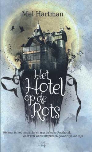 Mel Hartman Het hotel op de rots Recensie