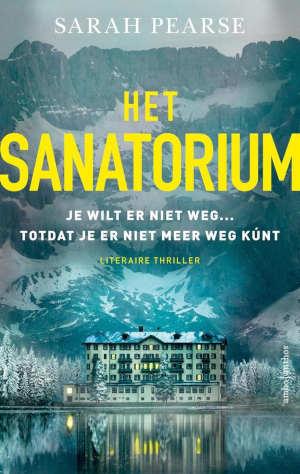 Sarah Pearse Het sanatorium Recensie