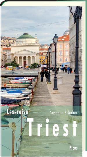 Susanne Schaber Lesereise Triest Recensie reisverhalen