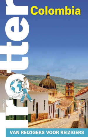 Trotter Colombia reisgids Recensie