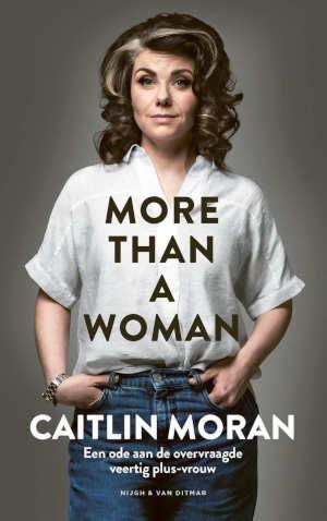 Caitlin Moran More Than a Woman Recensie
