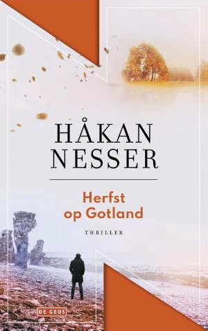 Håkan Nesser Herfst op Gotland Recensie