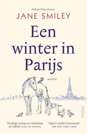 Jane Smiley Een winter in Parijs Recensie