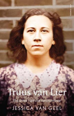 Jessica van Geel Truus van Lier biografie Recensie