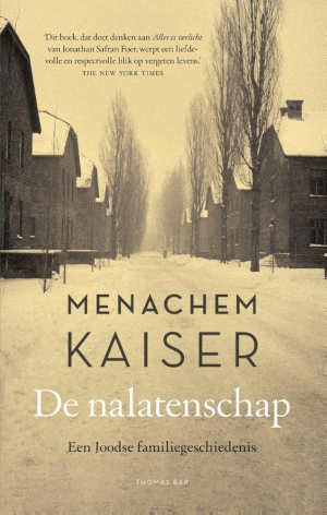 Menachem Kaiser De nalatenschap