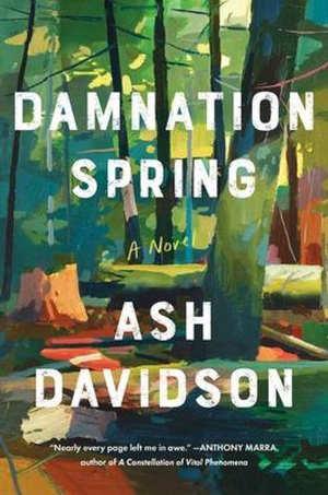 Ash Davidson Damnation Spring Recensie