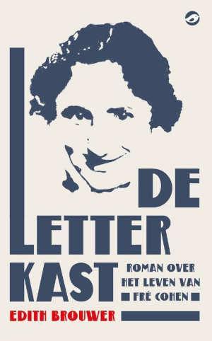 Edith Brouwer De letterkast recensie roman over Fré Cohen