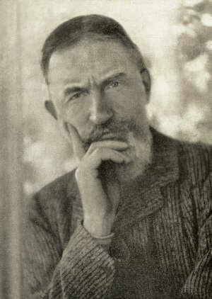 George Bernard Shaw Nobelprijs voor de Literatuur 1925