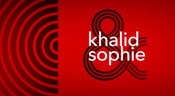 Khalid & Sophie boeken besproken in het tv-programma