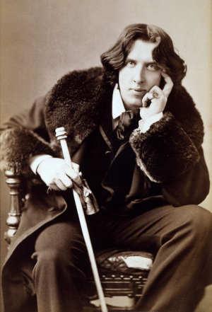 Oscar Wilde Ierse dichter 1854-1900