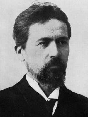 Anton Tsjechov Russische schrijver overleden in 1904