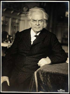 Bjørnstjerne Bjørnson Nobelprijs voor de Literatuur 1903