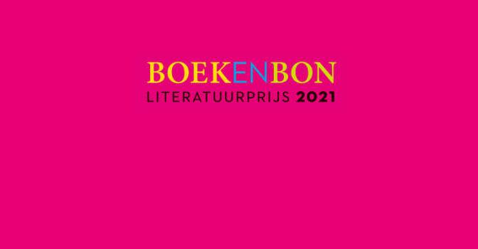Boekenbon Literatuurprijs 2021