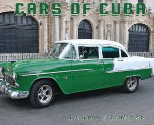 Cars of Cuba Autoboek