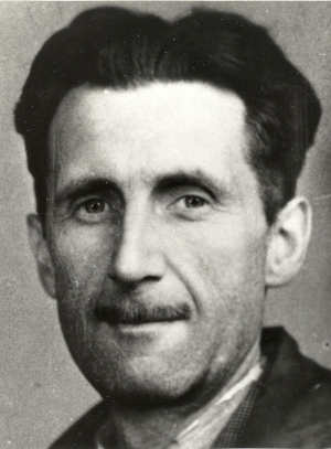 George Orwell Engelse schrijver geboren in 1903