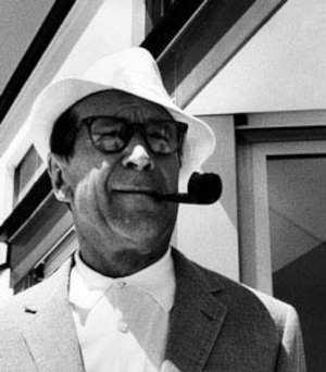 Georges Simenon Belgische schrijver geboren in 1903