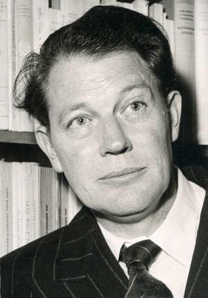 Harry Martinson Zweedse schrijver geboren in 1904