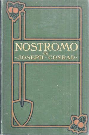 Joseph Conrad Nostromo Roman uit 1904