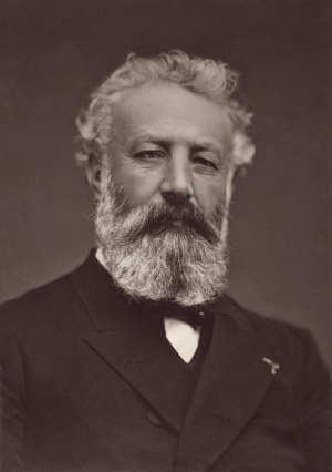Jules Verne Franse schrijver overleden in 1905