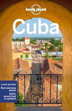 Lonely Planet Cuba Reisgids Recensie
