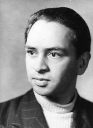 Mulk Raj Anand Indiase schrijver geboren in 1905