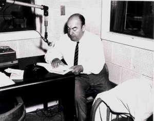 Pablo Neruda Chilleense dichter geboren in 1904