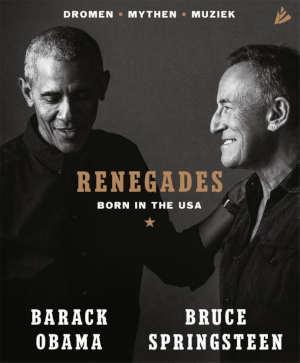 Barack Obama en Bruce Springsteen Renegades Recensie
