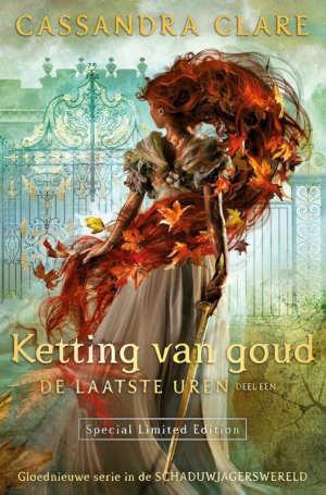 Cassandra Clare Ketting van Goud recensie