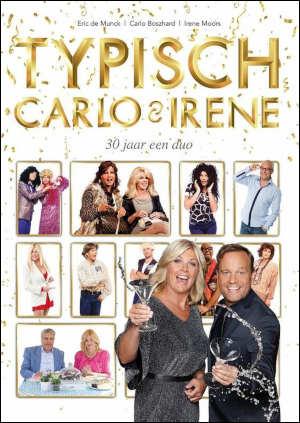 Eric de Munck Typisch Carlo & Irene boek Recensie