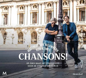 Matthijs van Nieuwkerk en Rob Kemps Chansons Boek Recensie